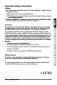Samson XP 106 Owner's manual - Page 5