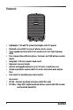 Samson XP 106 Owner's manual - Page 8