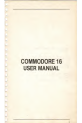 Commodore 16 Operation & user's manual - Page 2