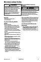 Maytag UMC1071AAB/W Service manual - Page 5