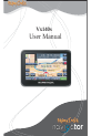 Mapmyindia VX140S Operation & user's manual - Page 1