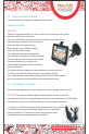 Mapmyindia VX140S Operation & user's manual - Page 8