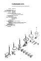 Kenwood MAJOR PRO KMP770 series Instructions manual - Page 8