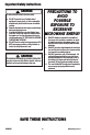 Maytag JMC9158AAW Service manual - Page 6