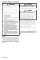 Amana VEND11B Service - Page 2