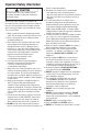 Amana VEND11B Service - Page 6