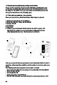 Ecom Instruments Ex-Handy 05 Operating instructions manual - Page 3