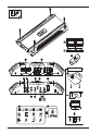 JBL GTO24001 Owner's manual - Page 3