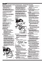 JBL GTO24001 Owner's manual - Page 4