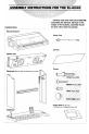 Yamaha EL-40 Assembly instructions manual - Page 1