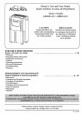 Danby ADR30A1G Owner's use and care manual - Page 1