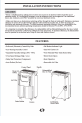 Danby ADR30A1G Owner's use and care manual - Page 4