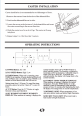 Danby ADR30A1G Owner's use and care manual - Page 5