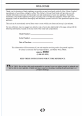 Danby DDR50A1GP Owner's use and care manual - Page 3