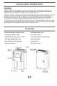 Danby DDR50A1GP Owner's use and care manual - Page 5