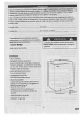 Danby DCF401W Owner's manual - Page 5