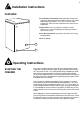 Danby DCF401W1 Owner's use and care manual - Page 5