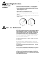 Danby DCF401W1 Owner's use and care manual - Page 6