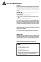 Danby DCF401W1 Owner's use and care manual - Page 7