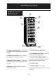 Danby DWC276BLS Owner's manual - Page 6