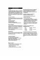 Danby DWC440BL Owner's manual - Page 8