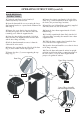 Danby DWC508BLS Owner's use and care manual - Page 7