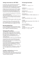 Datexx DESK PILOT II DF-551 Operation manual - Page 2
