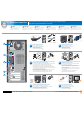 Dell Dimension 0D1420A01 Quick setup manual - Page 1