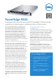 Dell PowerEdge R320 Specification - Page 1