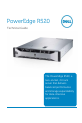 Dell PowerEdge R520 Technical manual - Page 1