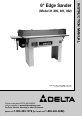Delta 31-390 Instruction manual - Page 1