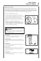 Echo GT-200R - 10-07 Operator's manual - Page 5