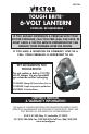 Vector VEC146 Owner's manual & warranty - Page 1