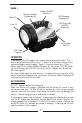 Vector VEC146 Owner's manual & warranty - Page 3