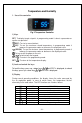 Vinotemp WM-2500SSD Installation, operation & care manual - Page 7