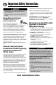 Maytag MMV5207AA Use and care manual - Page 3