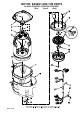 Whirlpool Cabrio WTW6600SB1 Parts list - Page 5