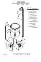 Whirlpool Cabrio WTW6600SB1 Parts list - Page 7