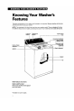 Whirlpool LLR8233BN0 Use and care manual - Page 4