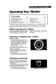 Whirlpool LLR8233BN0 Use and care manual - Page 5