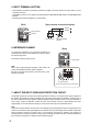 Toa HS-1200BT Operating instructions manual - Page 4