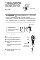 Toa HS-1200BT Operating instructions manual - Page 6