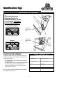 Ferris Hydrowalk Series DDSKAV15CE Operator's manual - Page 4