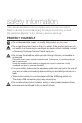 Samsung YP-U3JAW Operation & user's manual - Page 4