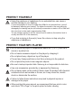 Samsung YP-U3JAW Operation & user's manual - Page 5