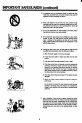 Toshiba Satellite M45 Owner's manual - Page 6