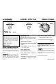 Frigidaire FDEB34RG Operating instructions - Page 1