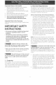 Frigidaire CFEB30S5DB8 Guide Installation instructions manual - Page 3