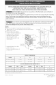 Frigidaire GLEB27M9EBB Installation instructions manual - Page 1