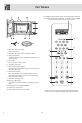 Frigidaire PLMBZ209GC - 2.0 cu. Ft. Microwave Oven Use & care manual - Page 8